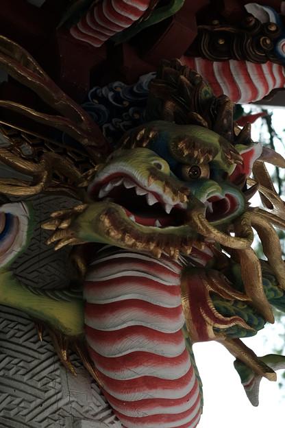 Photos: 三峰神社_龍-8192