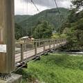 Photos: 丹波山 吊橋