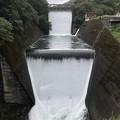 小河内ダム放流