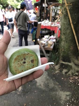 深大寺 草餅