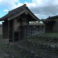 鉢形城_02門の裏-8464