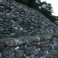 Photos: 鉢形城_04石積み土塁-8465