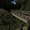 鉢形城_06木橋-8470