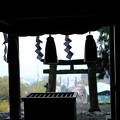 Photos: 武田八幡宮_賽銭箱-8642