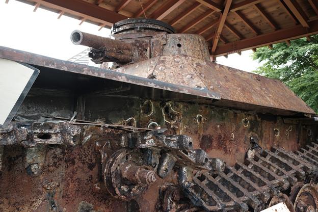 若獅子神社_九七式中戦車-4783