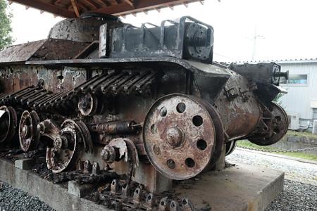 若獅子神社_九七式中戦車-4784