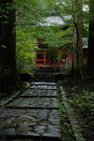 瀧尾神社_楼門-9932