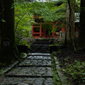 Photos: 瀧尾神社_楼門-9932