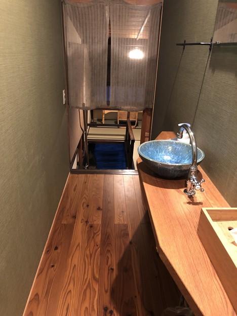 トイレからの風景