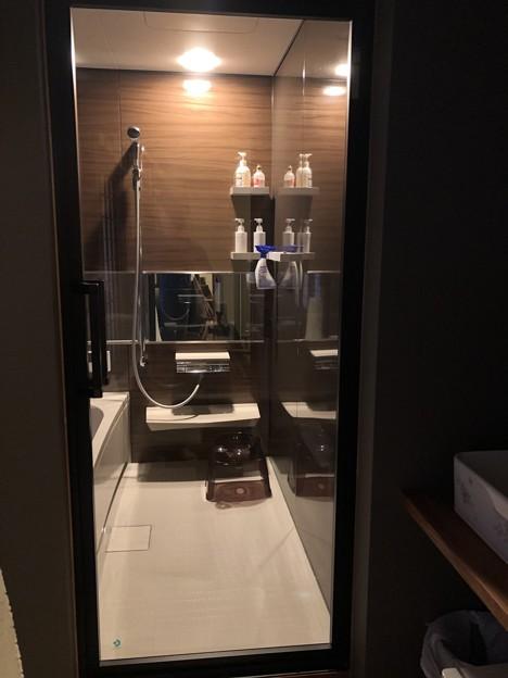 Photos: 高山 旅のしおり お風呂