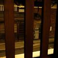 Photos: 高山_旅のしおり_2階の部屋から通りを望む-0446