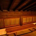 Photos: 高山_旅のしおり_2階の和室の小窓-0487