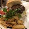 Photos: 飛騨牛ハンバーガー