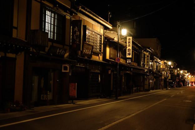 夜の高山-0462
