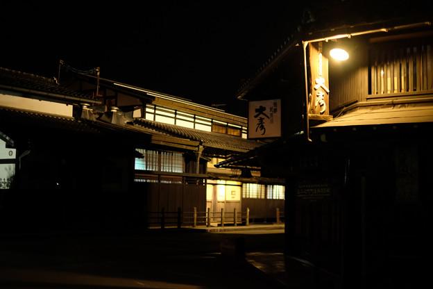 夜の高山-0463