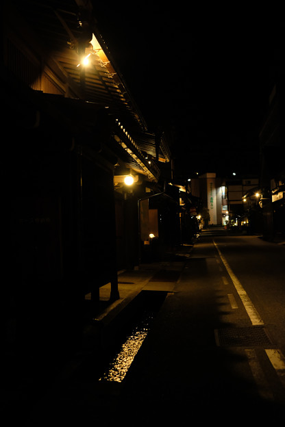 夜の高山-0476