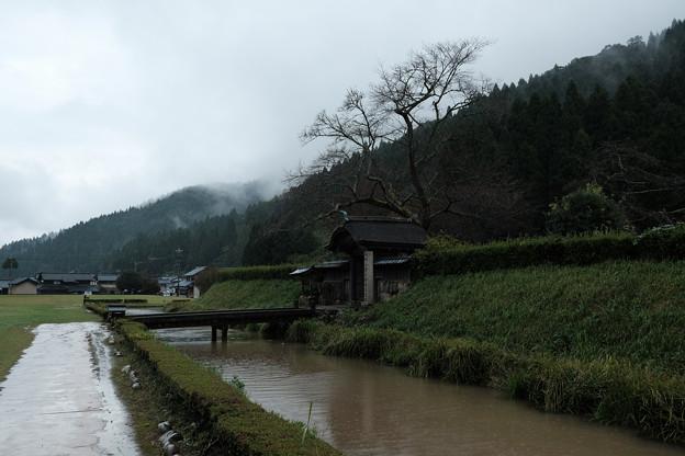 一乗谷 朝倉館 門-0251