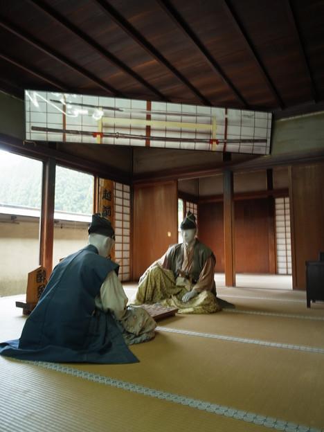 Photos: 一乗谷 長大な太刀-0048366