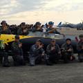 Photos: F4 整備士さんはいポーズ-0853