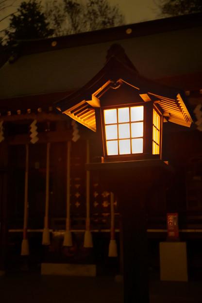 夜の神明神社-0139