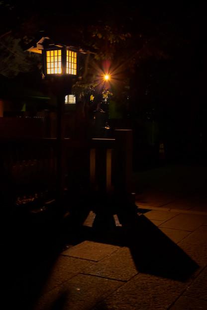 夜の神明神社-0147