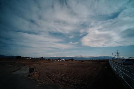 韮崎 富士山-0456