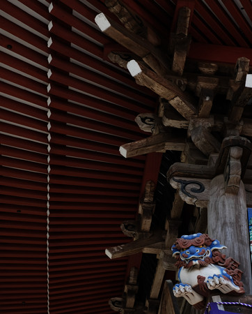 大悲願寺 獅子-1075