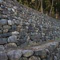 鉢形城 石垣-1359