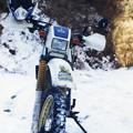 雪の奥多摩