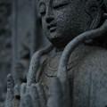 Photos: 大悲願寺 優しいお顔の石仏-1540