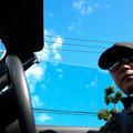 オープンカーの開放感-5429