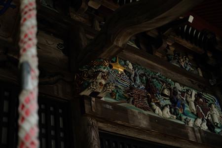大悲願寺 獅子-1531