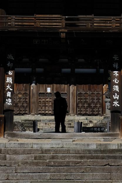 恵林寺 心頭滅却-1557