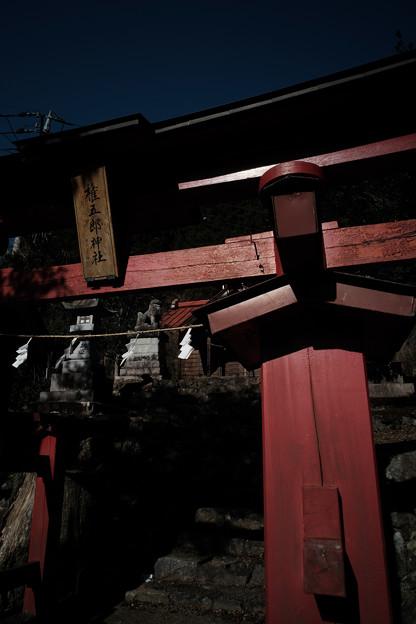 権五郎神社-1861