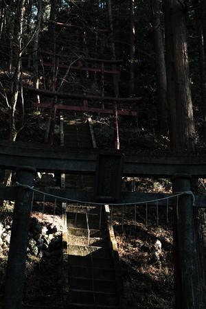 朝日稲荷神社-1915