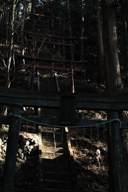 Photos: 朝日稲荷神社-1915