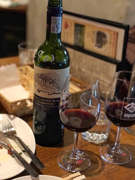 Photos: 大桝 wine kan
