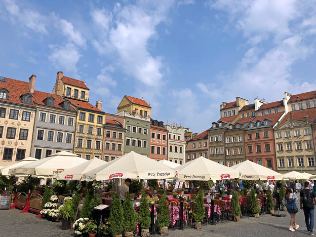 Photos: Warsaw Poland
