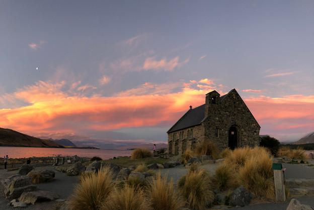 Photos: Lake Tekapo New Zealand