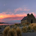 Photos: Lake Tekapo New Zealand