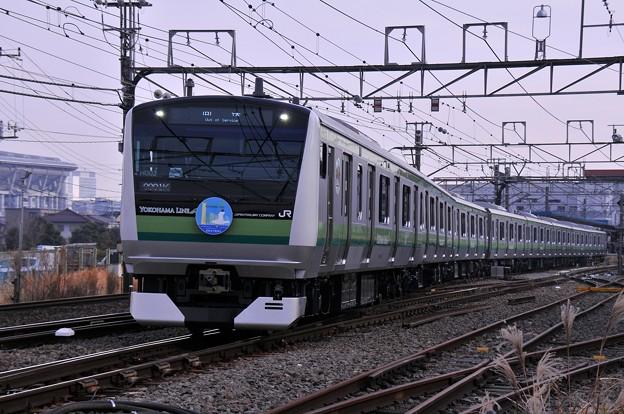 次へのイベント会場へE233系6000系 出発・・20140202