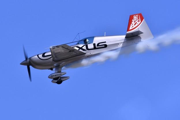 二連覇した日本で。。エアレースパイロット室屋さん 20170505