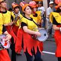 撮って出し。。かわさき大師サマーフェスタ サンバパレードの演奏の子たち 7月17日