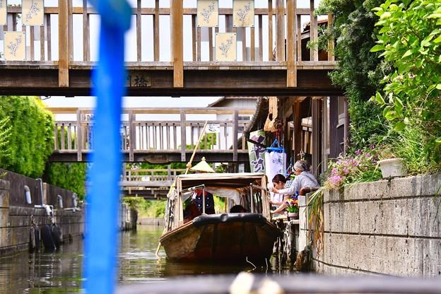 十二橋めぐりの名物 団子屋さん 20170611