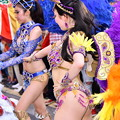 Photos: 夕方のサンバパレード開始して。。熱き踊るサンバお姉さん 20170717