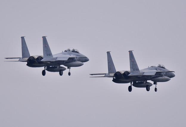 第203飛行隊イーグルアプローチ。。(^^)