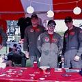 Photos: 撮って出し。。厚木基地盆祭り 部隊グッツブース