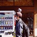 写真: 撮って出し。。鎌倉鶴岡八幡宮 鳩の定位置。。1月27日