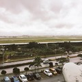 Photos: 遠征初日の嘉手納基地は。。雨だった 20180108