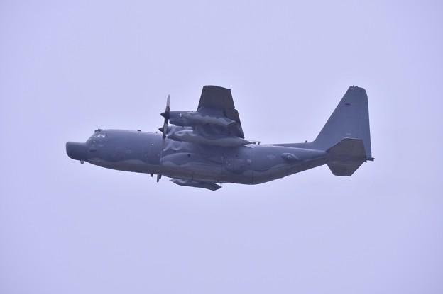 嘉手納基地上がり。。MC-130コンバットタロン 20180108